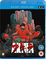 Akira Standard Edition Blu-ray & Digital New & Sealed ANIME B MN