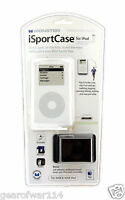 Monster Cable Isportcase Ipod Case (lg) Large For 30gb & 40gb Ipod
