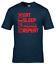 miniature 12 - Eat Sleep Mine Repeat Kids T-Shirt Boys Girls Gamer Gaming Tee Top