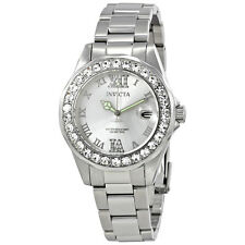 Invicta Pro Diver Silver Dial Ladies Watch 15251