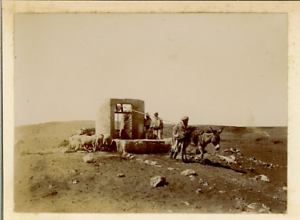 Algerie-Daira-d-039-El-Abiodh-Sidi-Cheikh-Vintage-print-Tirage-citrate-7