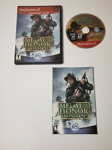 Medal of Honor Frontline Complete PS2 Sony Playstation 2