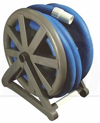 Schwimmschlauch Aufrollvortichtung Roller Poolschlauch Aufroller Saugschlauch