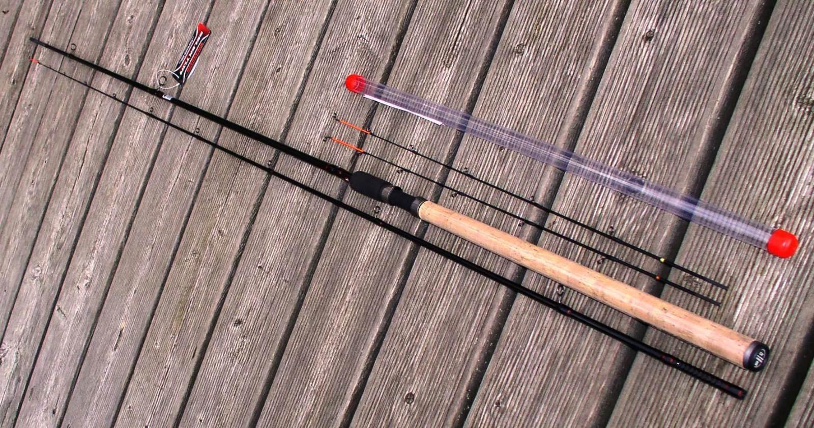 Trabucco Method-Feeder Rute 3,00 oder 3,30 Meter Selektor XS, Feederute, Feeder