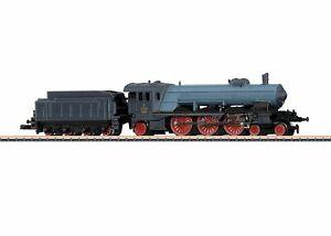 Maerklin-88185-miniclub-Dampflokomotive-Klasse-C-der-K-W-St-E-in-Z-Fabrikneu