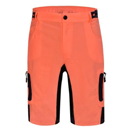 Women Mountain Bike Shorts Lightweight MTB Cycling Pants Cycle Wear for Men