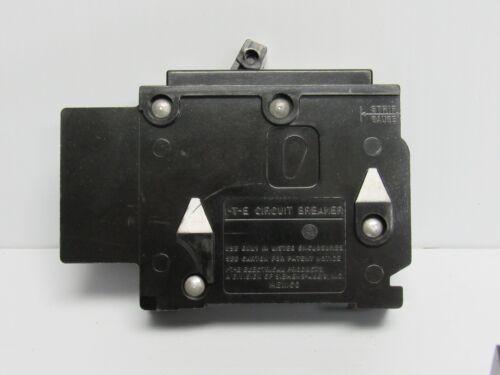 Lot of 5 Siemens Gould I-T-E Circuit Breaker BQ1B020 20A 20 Amp A 1P 1 Pole