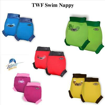 Baby Toddlers Tots TWF Swimming Neoprene Nappy Cover