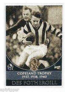 PHONSE KYNE Collingwood Hall of Fame Copeland Trophy 85