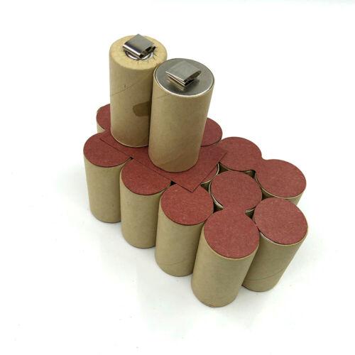 3000mAh für Top Craft 18V Ni MH Akku CD TCCB-1800 TCCB1800 Batterie