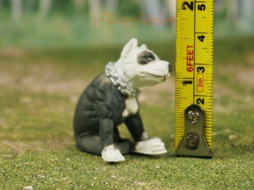 Hood segugi PHANTOM pibble PIT BULL DOG 1:18 GI JOE cake topper Figura K1285 A8