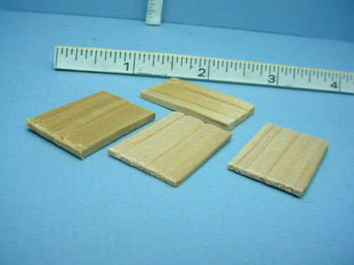 Miniature Cedar Shingles Square Cut #50 Alessio