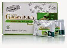 Bamboo Salt Premium Drink aka Garam Buluh Minum Hai-O