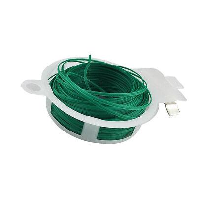 Garden Twist Tie 30m 50m Wire Cable Reel With Cutter Gardening Plant Bush Flower