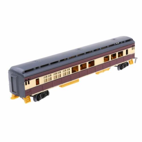 Model Train Spielzeug Dekor Fracht Auto Eisenbahn Kutschen Plastik Teil