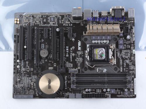 ASUS Z97-C LGA 1150 Motherboard Intel Z97 DDR3 ATX USB3.0 HDMI VGA DVI