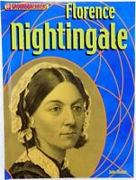Florence Nightingale By John Malam 2001 Hardcover Never Used