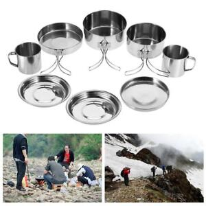 Portable-Camping-Cooking-Cookware-Set-Outdoor-Picnic-Cook-Pots-Pans-Cups-Plate