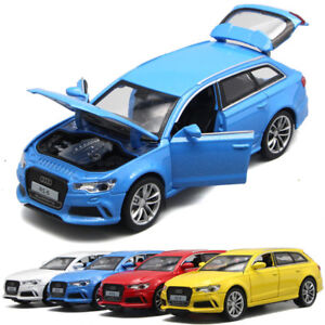 Audi Rs6 Quattro 1 32 Metall Die Cast Modellauto Auto Spielzeug