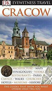 DK-Eyewitness-Travel-Guide-Cracow-Collectif-Used-Good-Book