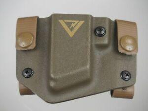 Raven VG2 Vanguard 2 Overhook Trigger Holster Grey for Glock 17 19 23 26 27 32