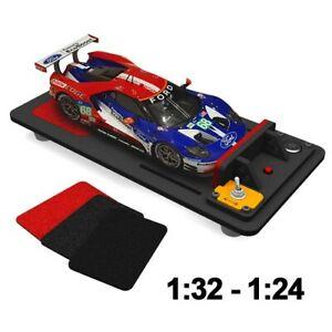 Proses TC-501P Correcteur /& Nettoyeur de Pneus pour Slot Car Echelle 1:24//1:32 a