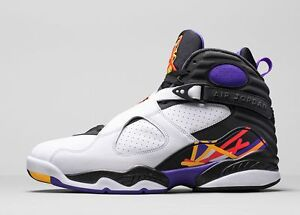 f3f0fc417b6abd AIR JORDAN 8 RETRO 305368-142 305381-142 Infrared 23 Bright Concord ...