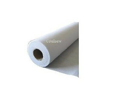 EMBROIDERY BACKING STABILISER 10m x 35cm IRON ON Compatible with Brother