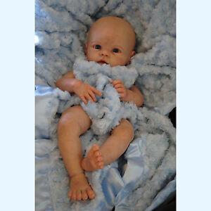 DIY Blank Reborn Baby Doll Kits Vinyl Unpainted Reborn Kits-to Make Your Doll