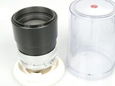 Tele-Xenar 4/135 1:4/35mm für Kodak Retina Reflex Kamera schön und m. Kodak Dose