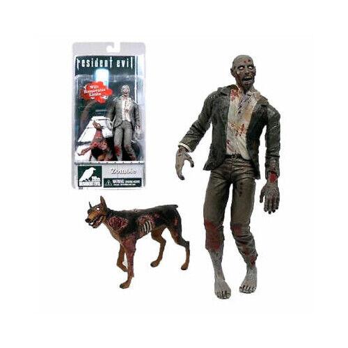 RESIDENT EVIL - 10th Anniversary - Zombie Action Figure Neca