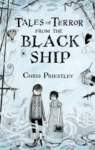 1 of 1 - Tales of Terror from the Black Ship - New Book Priestley, Chris