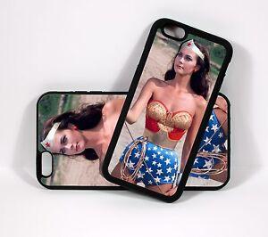 Wonder Woman Pin Up iphone case