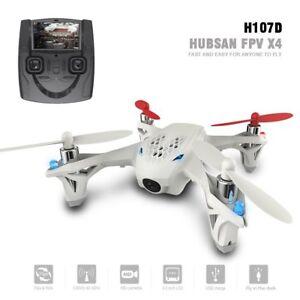 Hubsan-X4-H107D-RC-Quadcopter-Toy-5-8G-FPV-4CH-6Axis-HD-Cam-LCD-Transmitter-RTF