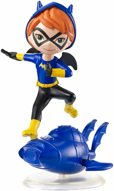 DC Super Hero Girls Mini Batgirl Personaggio Vinile Figure