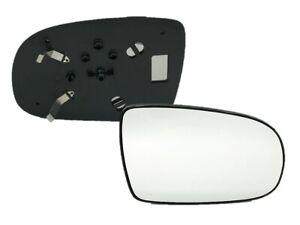 Spiegelglas rechts für OPEL CORSA D Spiegel Glas Konvex Außenspiegel