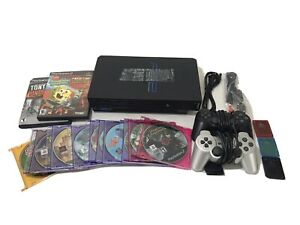 Sony-PlayStation-2-PS2-Fat-Console-Bundle-System-SCPH-50001-Tested-13-Games
