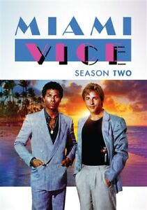 MIAMI VICE SEASON TWO 2 Sealed New 4 DVD Set