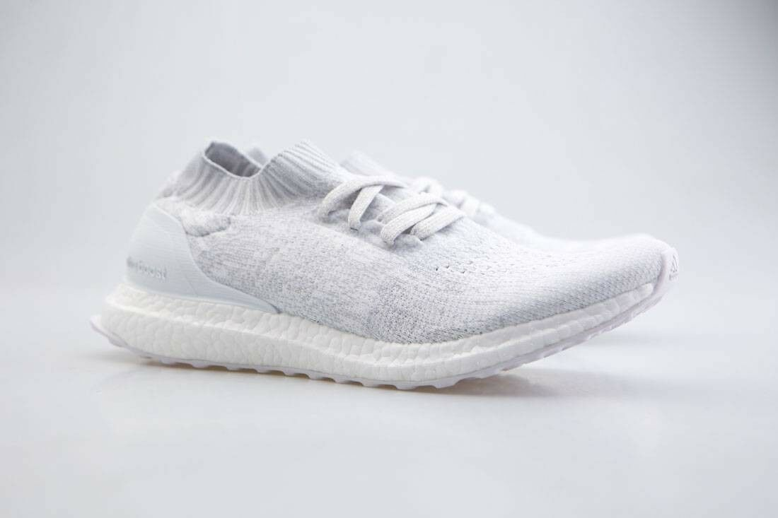 Adidas Men UltraBOOST Uncaged white footwear white crystal white BY2549