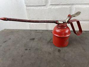 Vintage Brevettato Oil Can Dispenser
