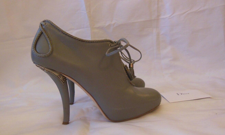 Christian Dior by John Galliano original Platform zapatos zapatos zapatos de diseño talla 39 Top 721cca