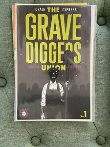 Grave Diggers Union #1 Sad Lemon Exclusive Ltd to 500 NM