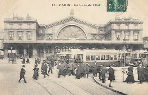 AK-de-Paris-LA-GARE-DE-L-SE-Estacion-ferroviaria-1912-g2719