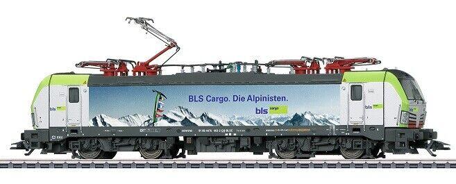 Marklin h0-ac 36198 E-Lok 475 BLS-Cargo ep6 la ALPINISTEN ALPINISTEN ALPINISTEN NUOVO 6a2e5e