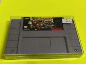 WORKING-SUPER-NINTENDO-SNES-GAME-DONKEY-KONG-COUNTRY-2-DIDDY-KONGS-QUEST