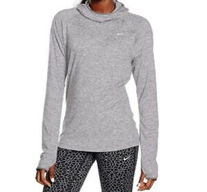 NIKE Womens Dri-Fit Pullover Running