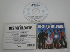 BLONDIE/THE BEST OF BLONDIE(CHRYSALIS CDP 32 1371 2) CD ALBUM
