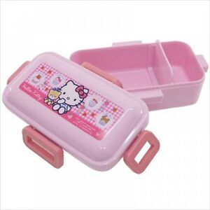 sanrio hello kitty japanese bento lunch box food container 400ml made in japan. Black Bedroom Furniture Sets. Home Design Ideas