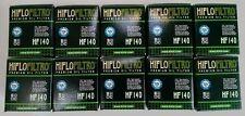 Yamaha YZ450F / YZ450FX (2009 to 2017) HifloFiltro Oil Filter (HF140) x 10 Pack
