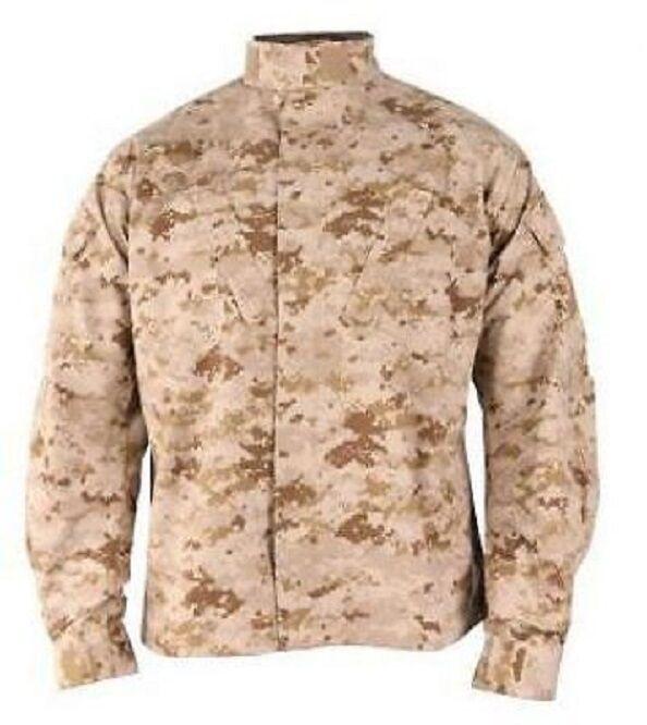 Us propper acu tacu Desert Digital Army MARPAT Combat  Battle RIP ® chaqueta Coat Sr  salida
